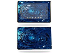 Mightyskins Protective Vinyl Skin Decal Cover for Asus Eee Pad Transformer TF101 wrap sticker skins Blue Vortex