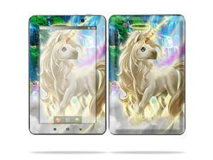 "Mightyskins Protective Skin Decal Cover for Lenovo IdeaPad A1 7"" inch Tablet wrap sticker skins Unicorn"