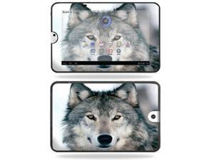 Mightyskins Protective Vinyl Skin Decal Cover for Toshiba Thrive 10.1 Android Tablet wrap sticker skins Wolf