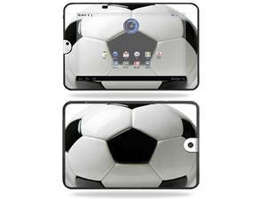 Mightyskins Protective Vinyl Skin Decal Cover for Toshiba Thrive 10.1 Android Tablet wrap sticker skins Soccer