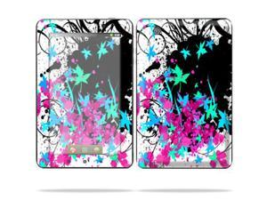 "Mightyskins Protective Skin Decal Cover for Lenovo IdeaPad A1 7"" inch Tablet wrap sticker skins Leaf Splatter"
