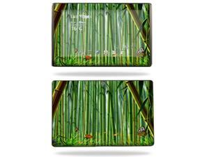 Mightyskins Protective Vinyl Skin Decal Cover for Asus Eee Pad Transformer TF101 wrap sticker skins Bamboo