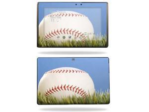 Mightyskins Protective Vinyl Skin Decal Cover for Asus Eee Pad Transformer TF101 wrap sticker skins Baseball