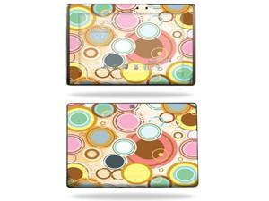 Mightyskins Protective Vinyl Skin Decal Cover for Asus Eee Pad Transformer TF101 wrap sticker skins Bubble Gum
