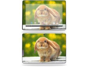 "Mightyskins Protective Skin Decal Cover for Asus Transformer Infinity TF700 Tablet with 10.1"" screen wrap sticker skins Rabbit"