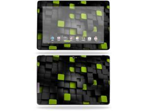 "Mightyskins Protective Skin Decal Cover for Asus Transformer Infinity TF700 Tablet with 10.1"" screen wrap sticker skins Cubes"
