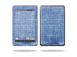 """Mightyskins Protective Skin Decal Cover for Asus Google Nexus 7 Tablet with 7"""" screen wrap sticker skins Denim"""
