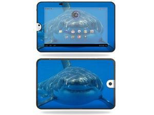 Mightyskins Protective Vinyl Skin Decal Cover for Toshiba Thrive 10.1 Android Tablet wrap sticker skins Shark