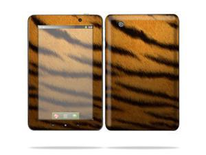 "Mightyskins Protective Skin Decal Cover for Lenovo IdeaPad A1 7"" inch Tablet wrap sticker skins Tiger"
