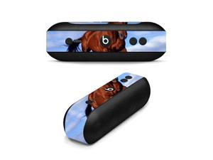 MightySkins Protective Vinyl Skin Decal for Beats By Dr. Dre Beats Pill Plus wrap cover sticker skins Horse