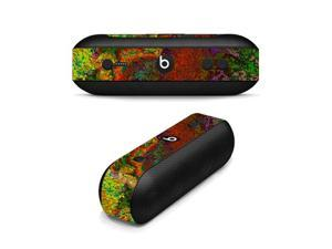 MightySkins Protective Vinyl Skin Decal for Beats By Dr. Dre Beats Pill Plus wrap cover sticker skins Rust
