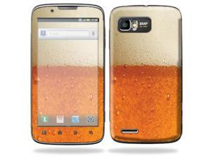 Mightyskins Protective Skin Decal Cover for Motorola Atrix 2 II (version 2) Cell Phone Sticker Beer Buzz