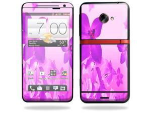 Skin Decal cover for HTC Evo 4G LTE Sprint Sticker sticker Pink Flowers