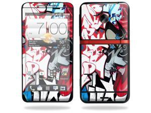 Skin Decal cover for HTC Evo 4G LTE Sprint Sticker sticker Graffiti Mash Up