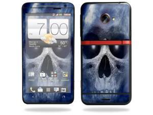 Skin Decal cover for HTC Evo 4G LTE Sprint Sticker sticker Haunted Skull