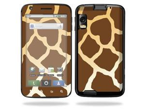 Skin Decal Wrap for Motorola Atrix 4G Giraffe