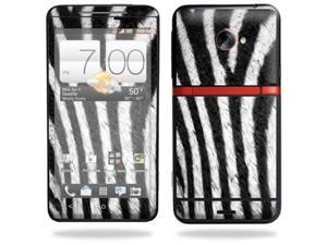 Skin Decal cover for HTC Evo 4G LTE Sprint Sticker sticker Zebra