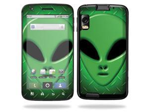 Skin Decal Wrap for Motorola Atrix 4G Alien Invasion