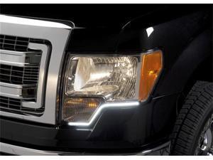 Putco 290140B LED Dayliner G3&#59; Black Trim&#59;