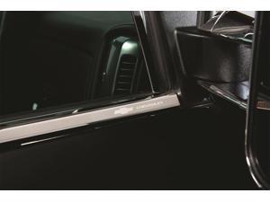 Putco 97509 Stainless Steel Window Trim