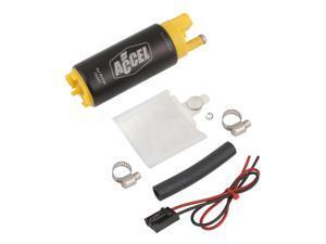 ACCEL 75341 Fuel Pump&#59; 500 lb./hr. At 43.5 psi. Or 450 lb./hr. At 60 psi.&#59;