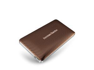 Harman Kardon Esquire Mini Wireless, Portable, Bluetooth Speaker - Brown