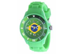 Ice WO.BR.S.S.12 Ice-World Brazil Small Multicolor Dial Unisex Watch
