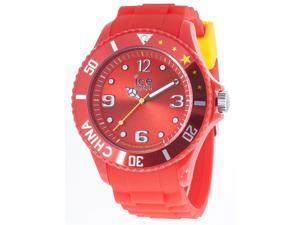 Ice WO.CN.S.S.12 Ice-World China Small Red Dial Unisex Watch