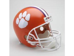 Clemson University Tigers Riddell Replica Helmet Full Size