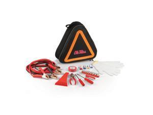 Ole Miss Rebels Roadside Emergency Kit