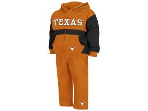 Infant Toddler University of Texas Longhorns Hoodie and Pants Set