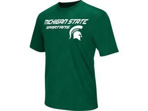 Men's Performance Michigan State University Gridlock Tee