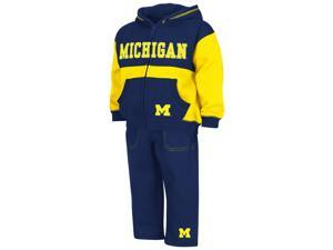 Infant Toddler University of Michigan Wolverines Hoodie and Pants Set
