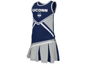 Toddler UCONN Connecticut Huskies Cheerleader Set Shout Outfit