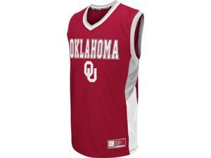 University of Oklahoma Sooners Men's Fadeaway Basketball Jersey