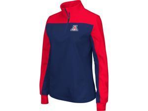 Arizona Wildcats Ladies Joust Quarter Zip Jacket