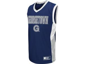 Georgetown University Hoyas Men's Fadeaway Basketball Jersey