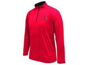 Men's Performance Louisville Cardinals Gridlock Long Sleeve