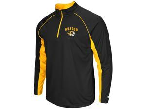 Missouri Tigers Mizzou Tee Long Sleeve Athletic Quarter Zip