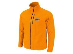 Oklahoma State University Men's Fleece Jacket Lightweight Full Zip Fleece