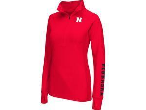 Nebraska Cornhuskers Ladies Personal Best Running Jacket