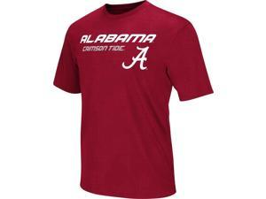 Men's Performance Alabama Crimson Tide Bama Gridlock Tee