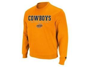 Oklahoma State University Men's Pullover Sweatshirt
