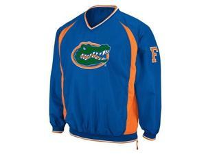 University of Florida Gators Men's Pullover Windbreaker Coat