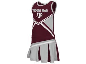Toddler Texas A&M Aggies Cheerleader Set Shout Outfit