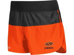 Triple Threat Oklahoma State University Compression Shorts