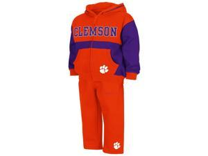 Infant Toddler Clemson University Tigers Hoodie and Pants Set