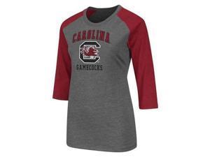 South Carolina Gamecocks Women's 3/4 Sleeve Tee Shirt