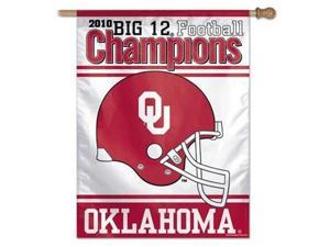 University of Oklahoma Sooners Vertical Outdoor House Flag