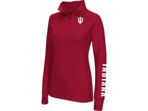 Indiana University Hoosiers Ladies Personal Best Running Jacket
